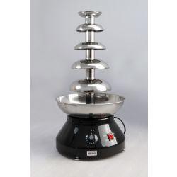 Fuente de chocolate CF ProEdition - Grado comercial, todo acero inoxidable, altura de torre de 510 mm