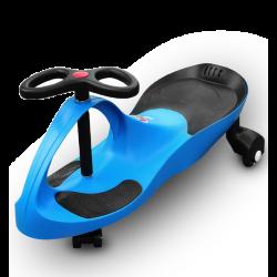 RIRICAR Azul - Correpasillos giratorio con las ruedas súper silenciosas de poliuretano