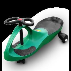 RIRICAR Verde - Correpasillos giratorio con las ruedas súper silenciosas de poliuretano