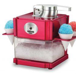 Richard Bergendi Appliances Máquina de raspados / granizados, hielo triturado, bebidas del hielo