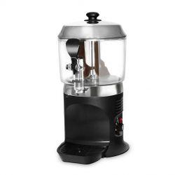 Máquina de chocolate caliente CF ProEdition, dispensador de chocolate de encimera, capacidad 5 litros, NEGRO