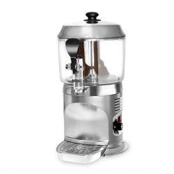 Máquina de chocolate caliente CF ProEdition, dispensador de chocolate de encimera, capacidad 5 litros